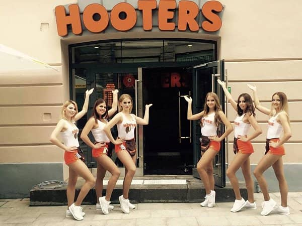 Hooters Opens First-Ever Location in Lithuania