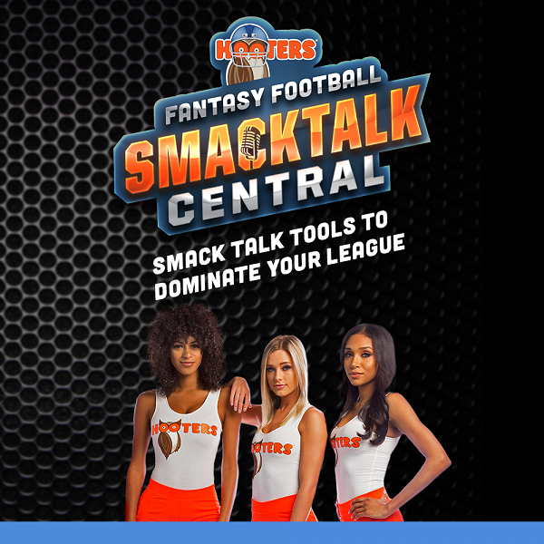 "Dish Out ""Smack Talk"" to Your League for Fantasy Football"