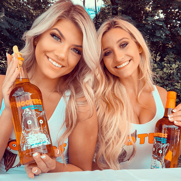 "Hooters Introduces ""Hooters Spirits"" Line of New Premium Spirits"