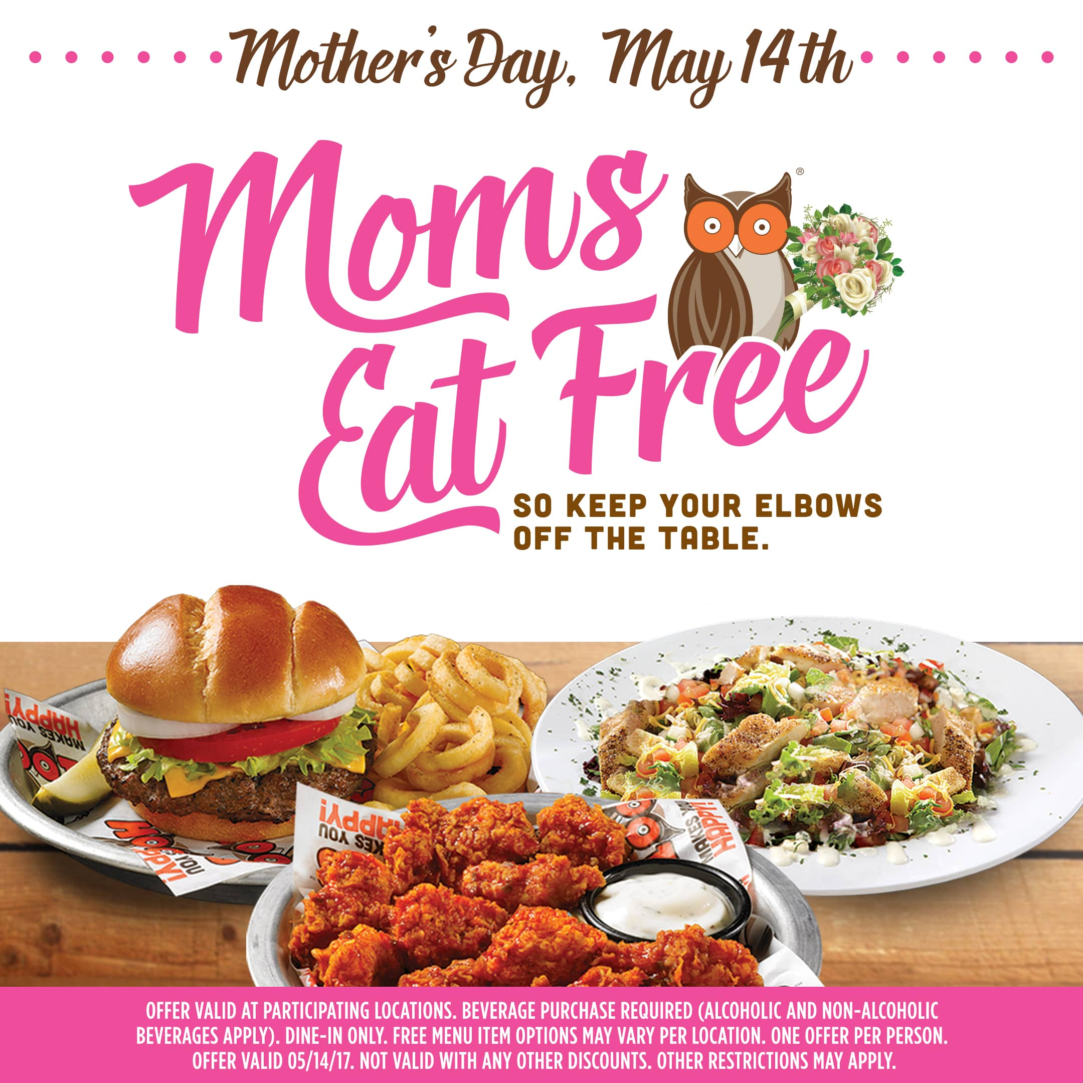Claim: Chick-fil-A is offering free Mother&#;s Day lunches on 14 May False.