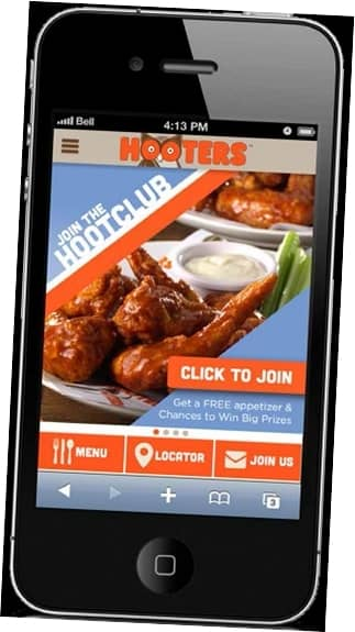Louisiana Man's Love for Hooters Scores Ultra HDTV Prize