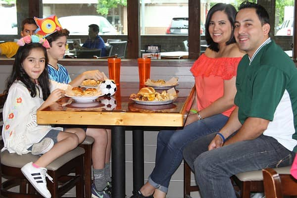 10 Free Boneless Wings For Dad With Purchase of Any 10 Wings This Father's Day