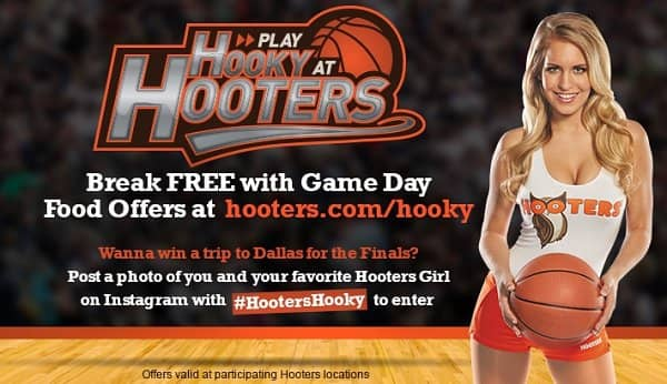 Alabama Man Wins Basketball Prize Package Trip To Dallas for Playing Hooky at Hooters