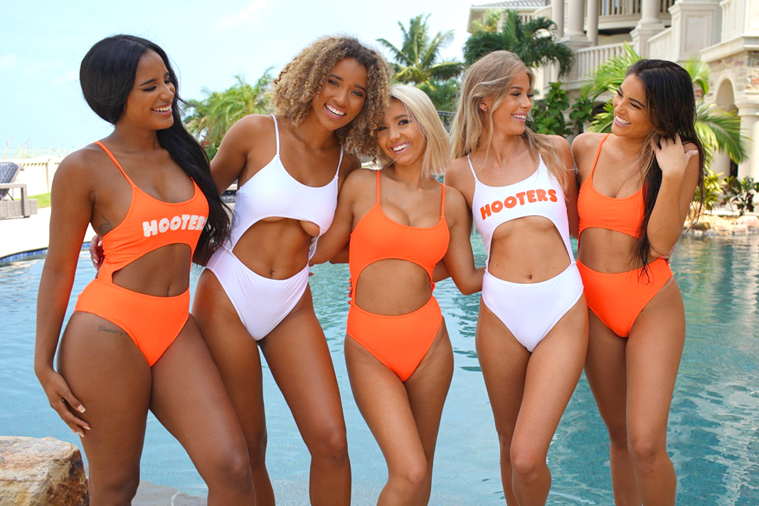 2021 Hooters Calendar Girls